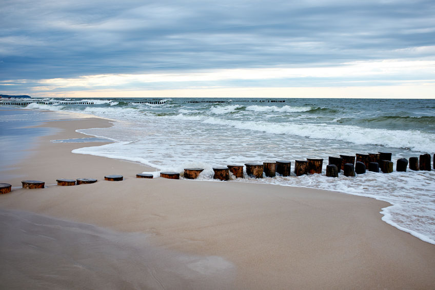 Morska plaża
