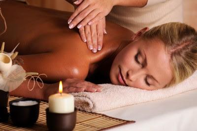 Orientalny masaż w SPA nad morzem