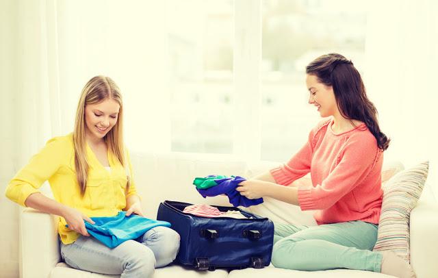 Pakowanie bagażu na urlop