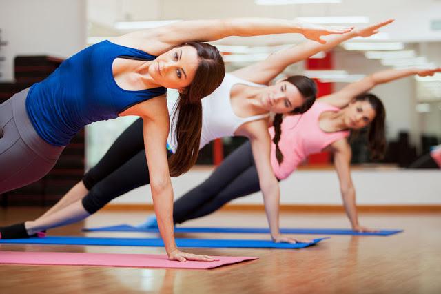 Zajęcia yogi